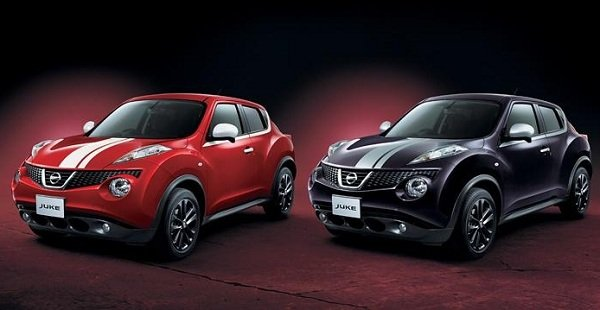 Nissan представил Juke 15RX Personalized Package